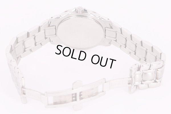 モーリスラクロア カリプソ 69707 銀・白文字盤 ブレス