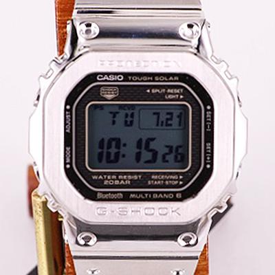 カシオ Gショック GMW-B5000D 買取