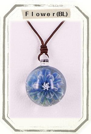 ガラス作品 flower