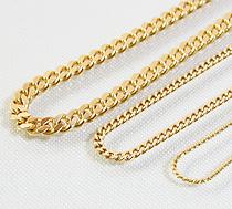 金製ネックレス